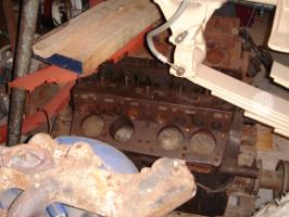 Old engine...