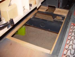 Central flooring