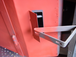 A-post vents...