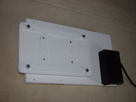 Power supply mount and fusebox