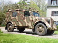 Kfz 17 radio car walkaround