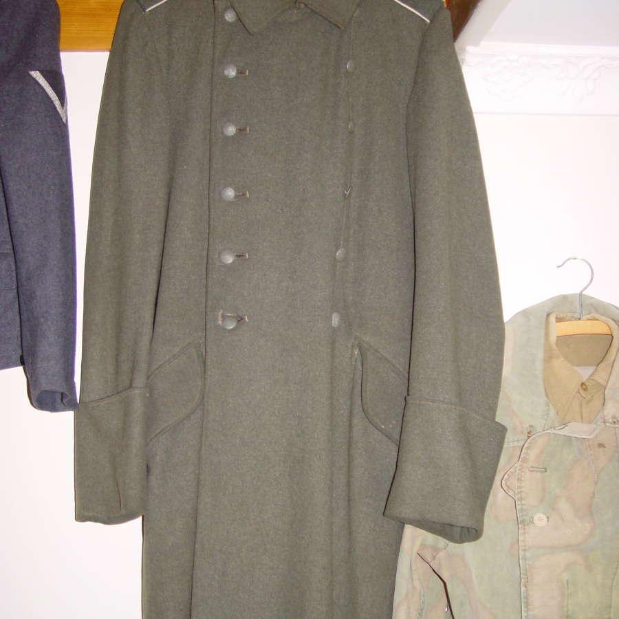 Wehrmacht M40 greatcoat