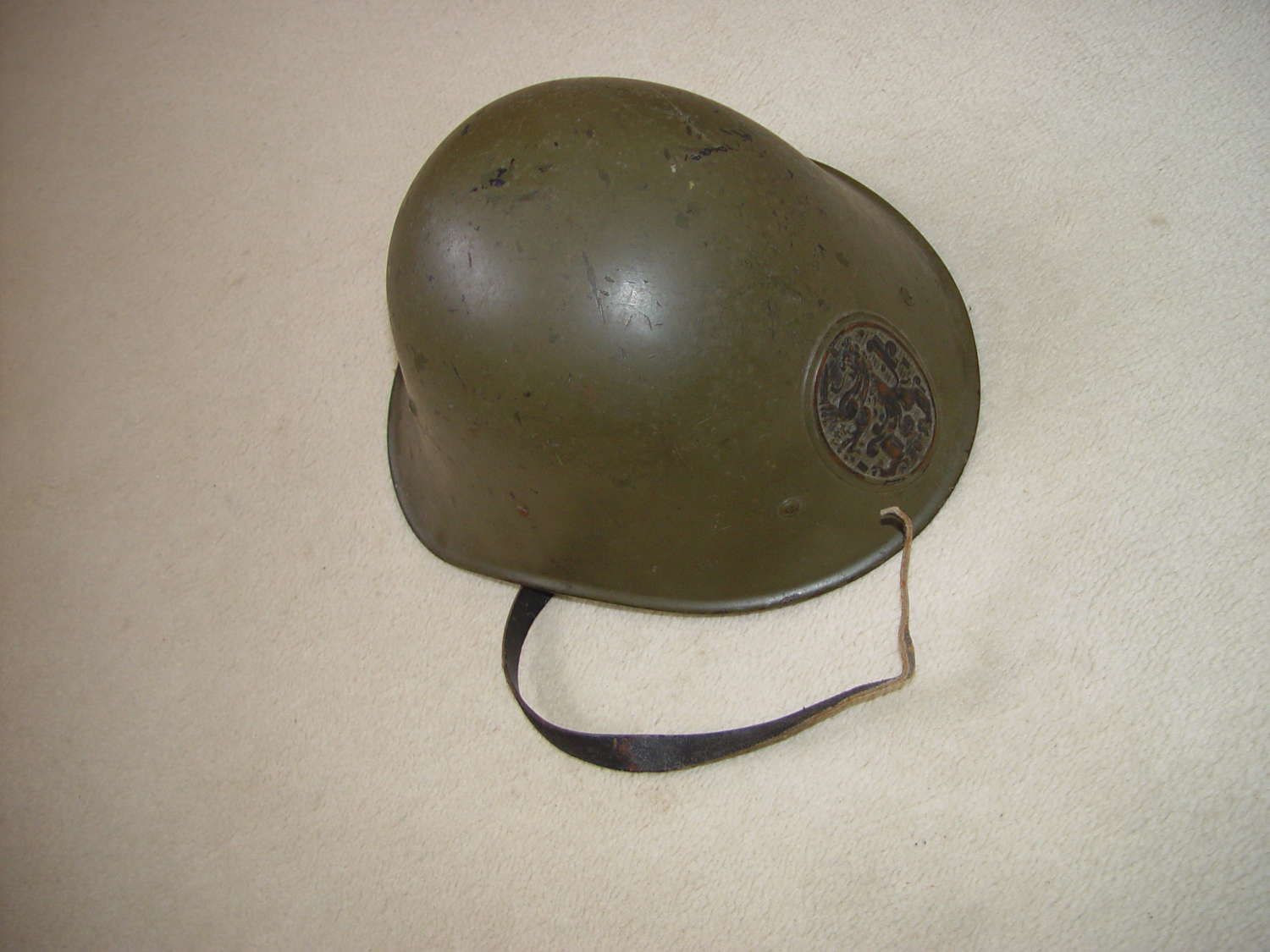 Dutch Model 34 helmet