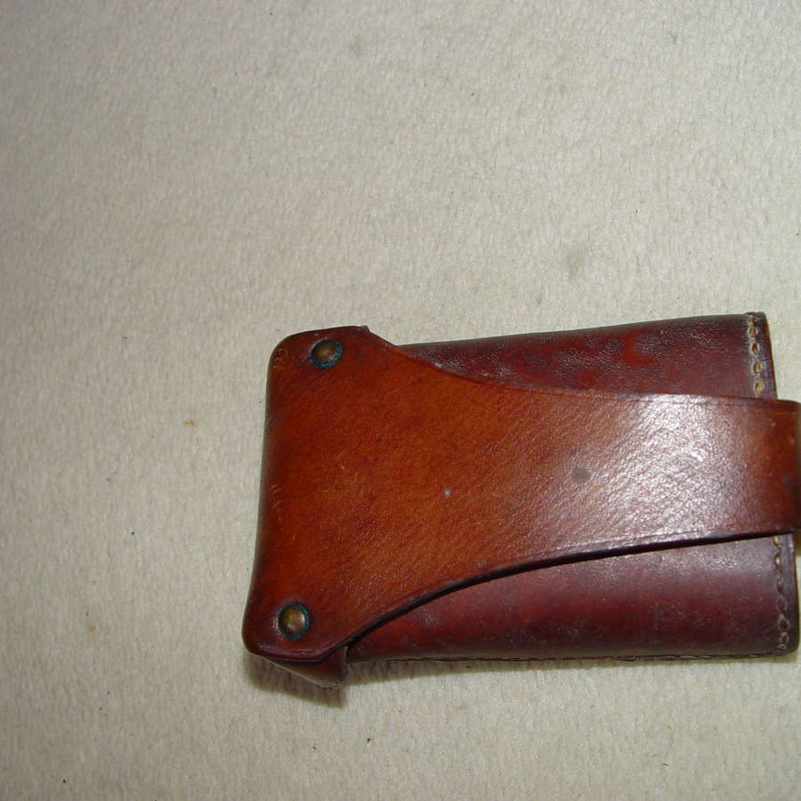 Dutch army officer's FN Browning magazine holder