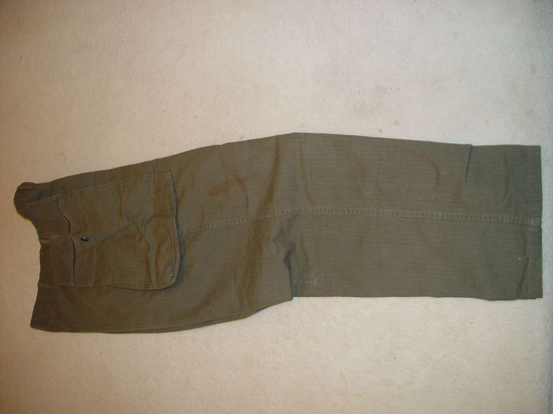 US HBT trousers