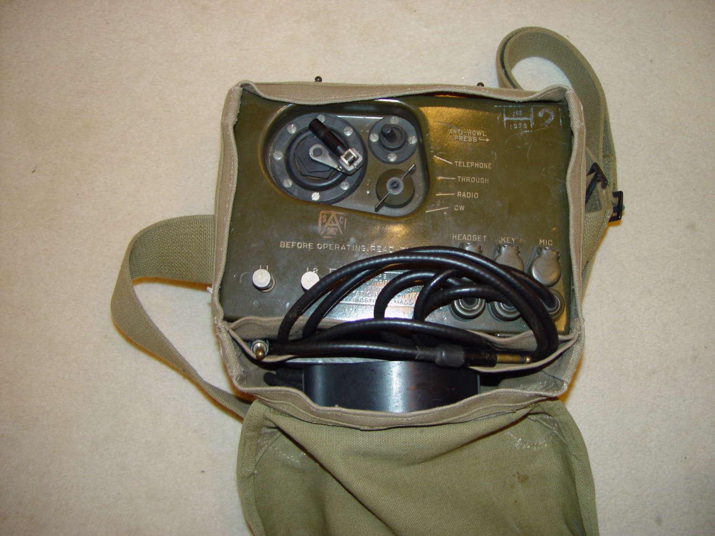 US Army remote control unit RM-39
