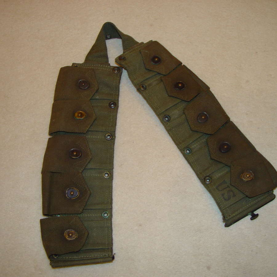 US army Garant belt in OD#7