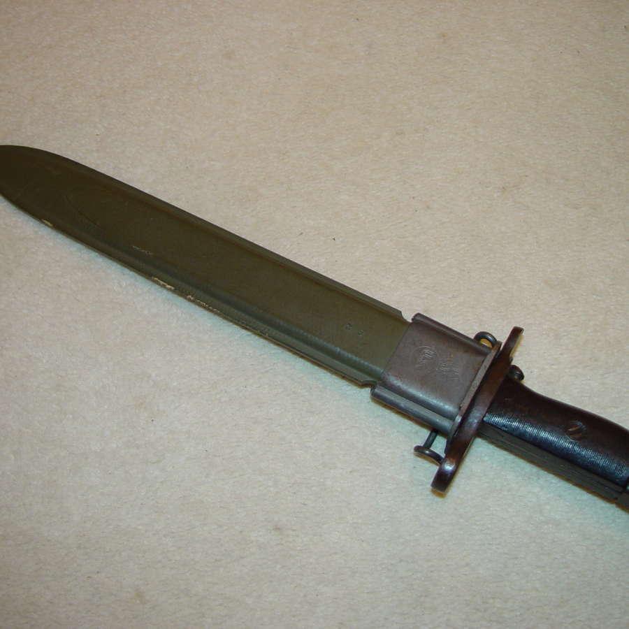 US army Garant bayonet