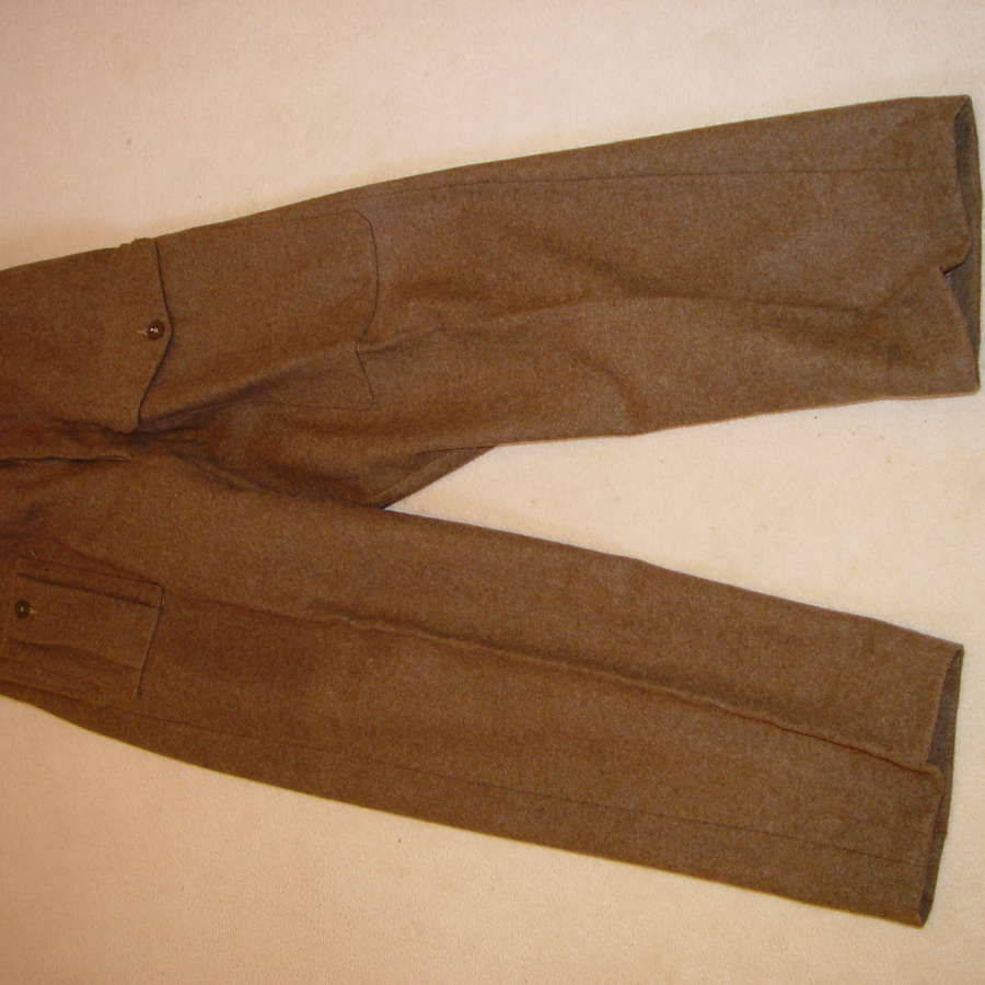 British Army Battledress trousers