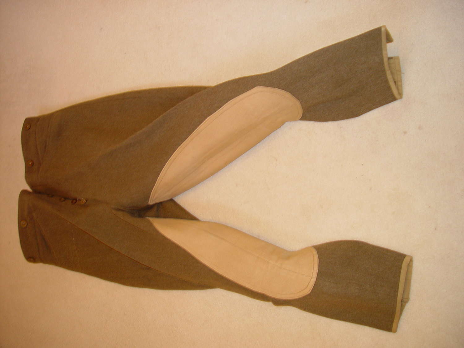 British Army Motorcyclist's Breeches