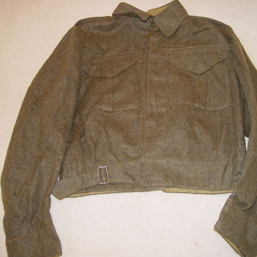 Canadian Army Battledress blouse