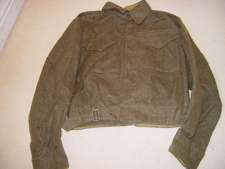 Canadian Army Battledress blouse