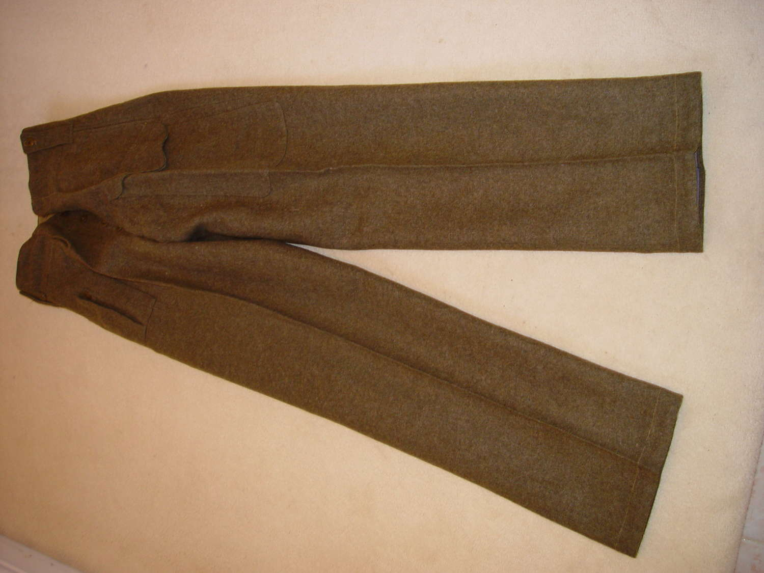 Canadian Army battledress trousers