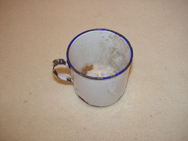 British Army tea mug