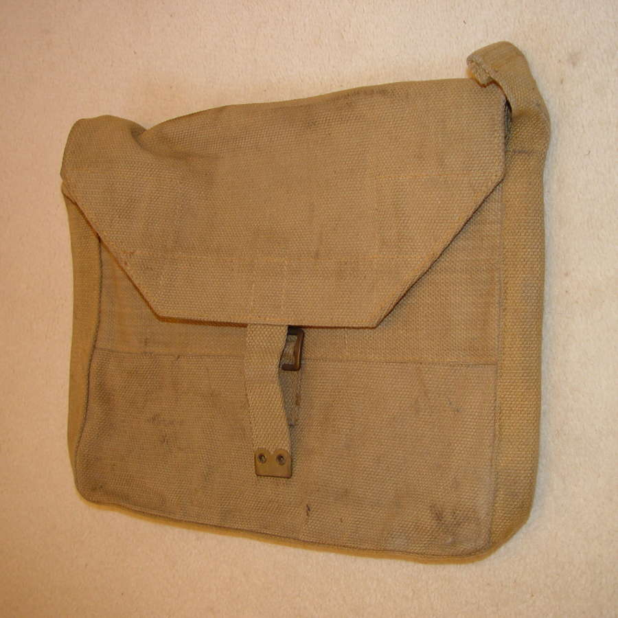British Army officer's satchel