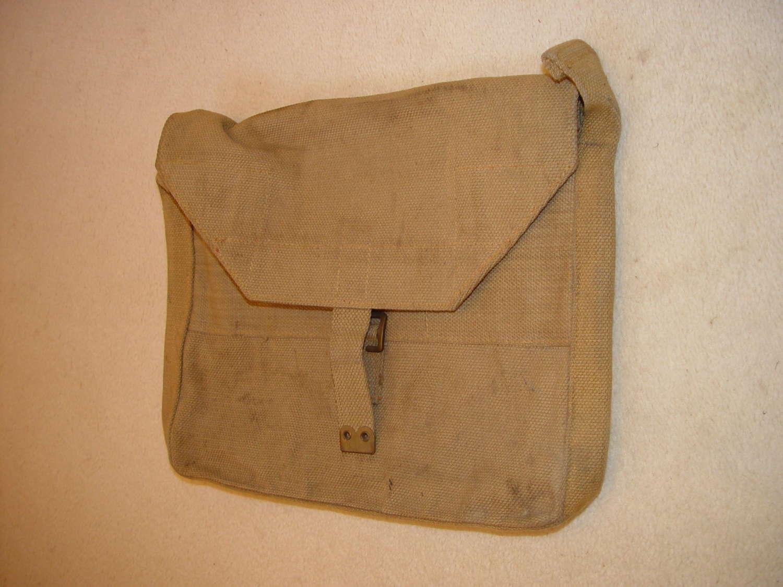 British Army officer's satchel