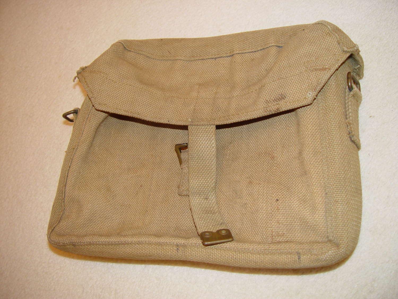 British Army satchel
