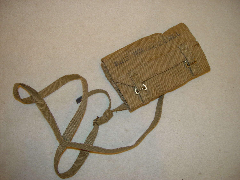 British Army Bren gun pouch