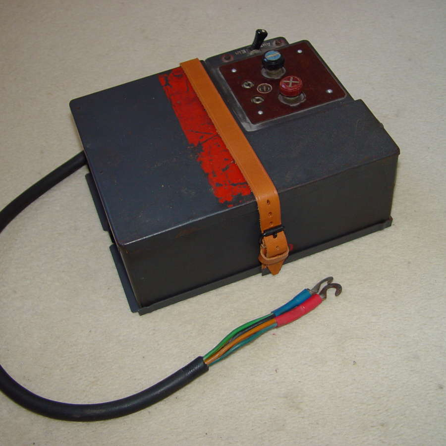 Wehrmacht E.W.b power supply for Torn.E.b receiver