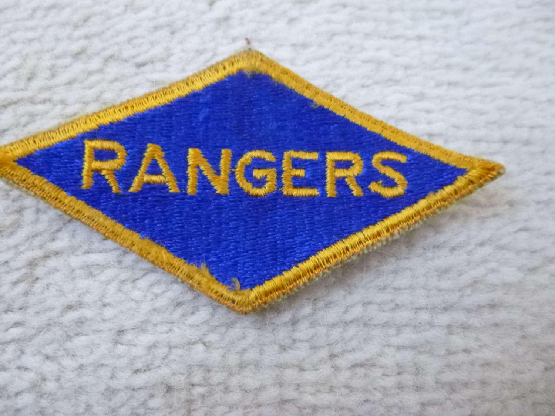 US army ranger diamond