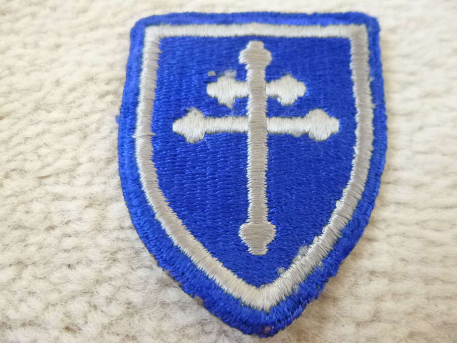 US army 79th infantry division patch