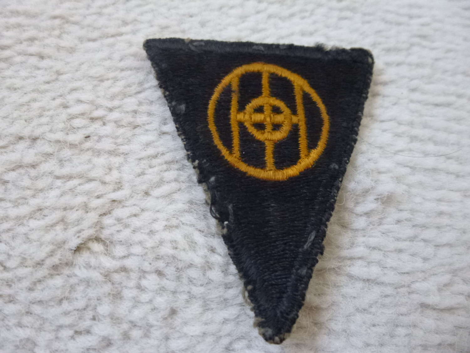US army 83rd infantry division patch