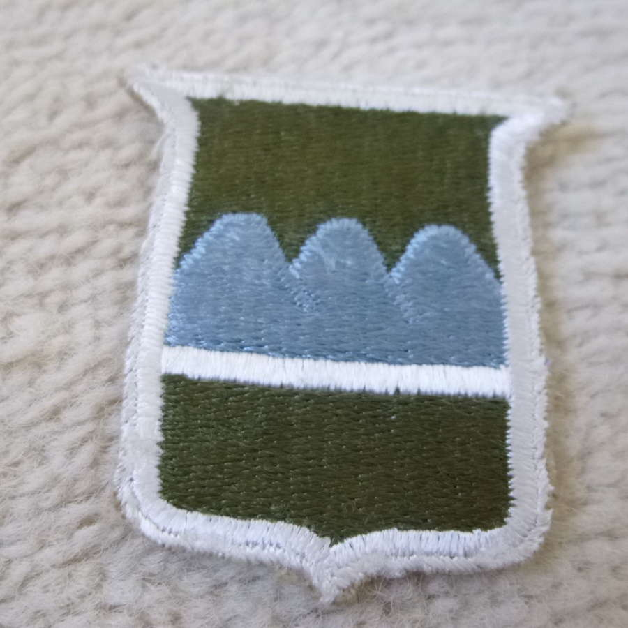 US army 80th infantry division patch