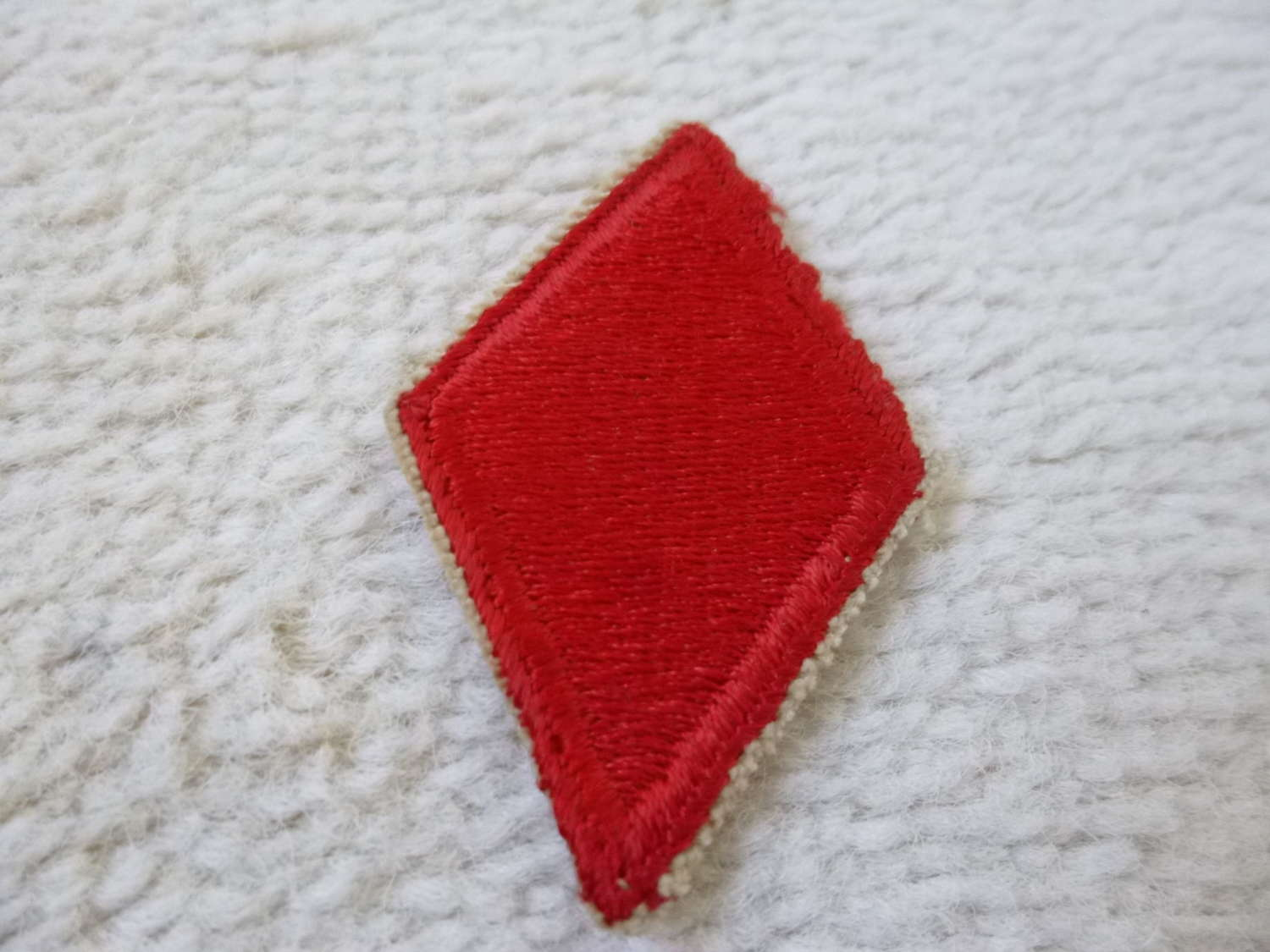 US army 5th infantry division patch