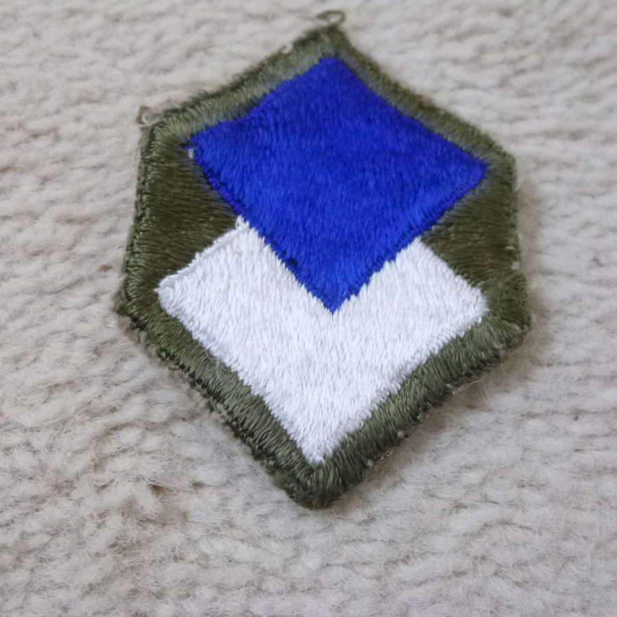 US army 96th infantry division patch