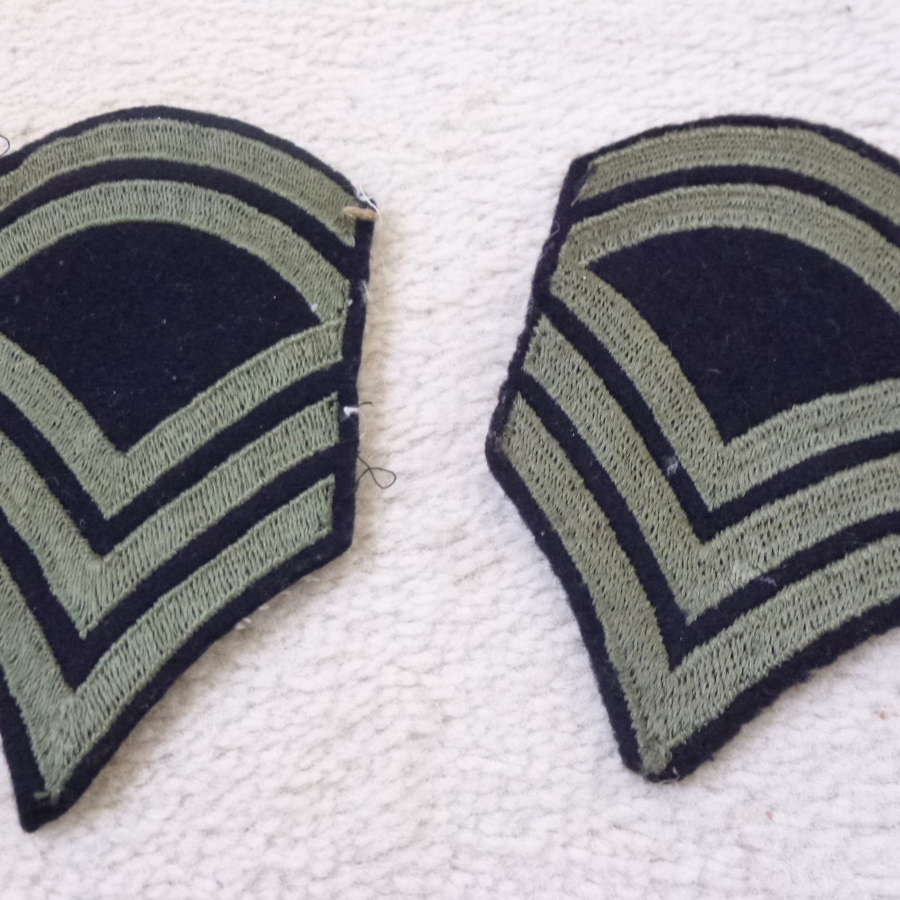 US Army sergeant stripes