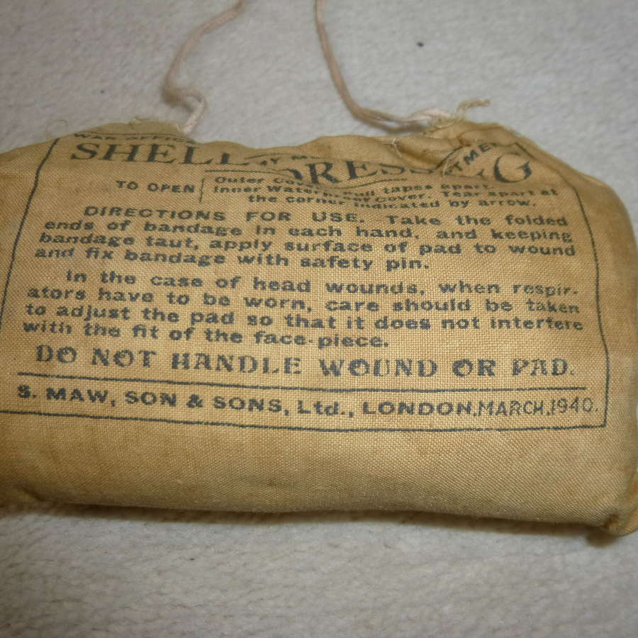 British large shell dressing