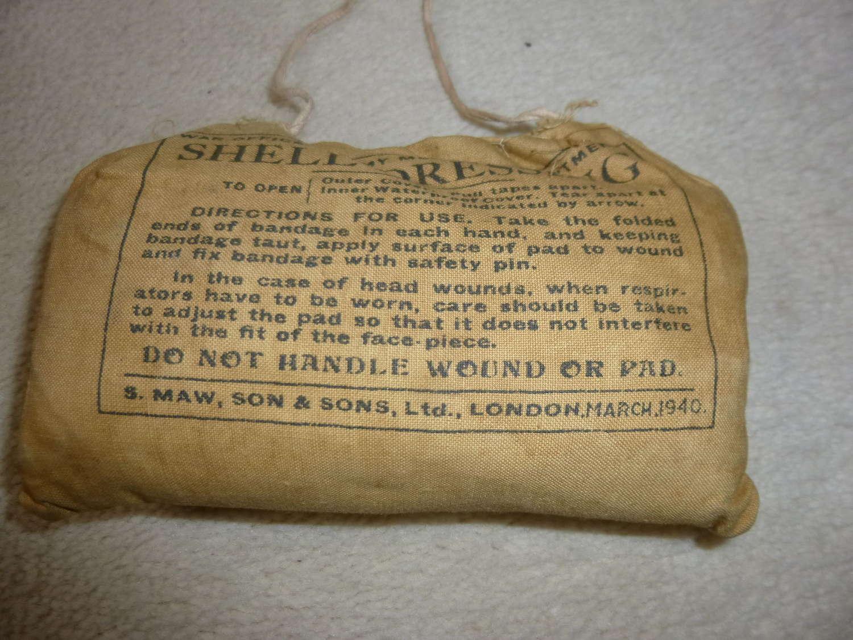 British large shell dressing