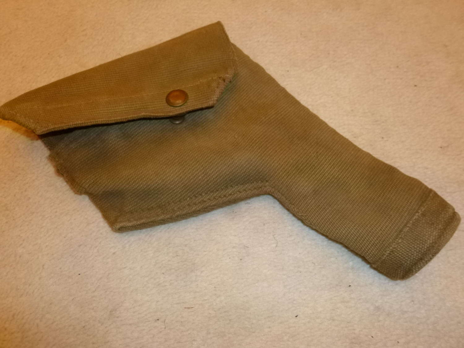 British Army 37 pattern service revolver holster