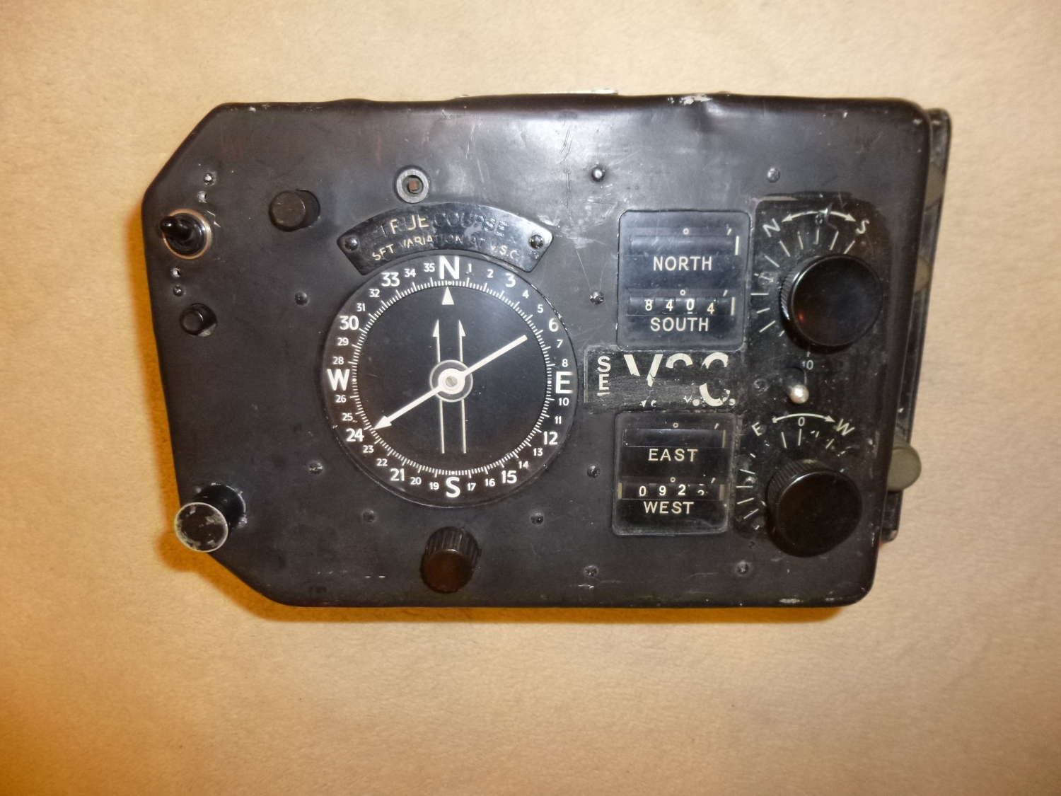 RAF Air Position Indicator as used in Lancaster etc.