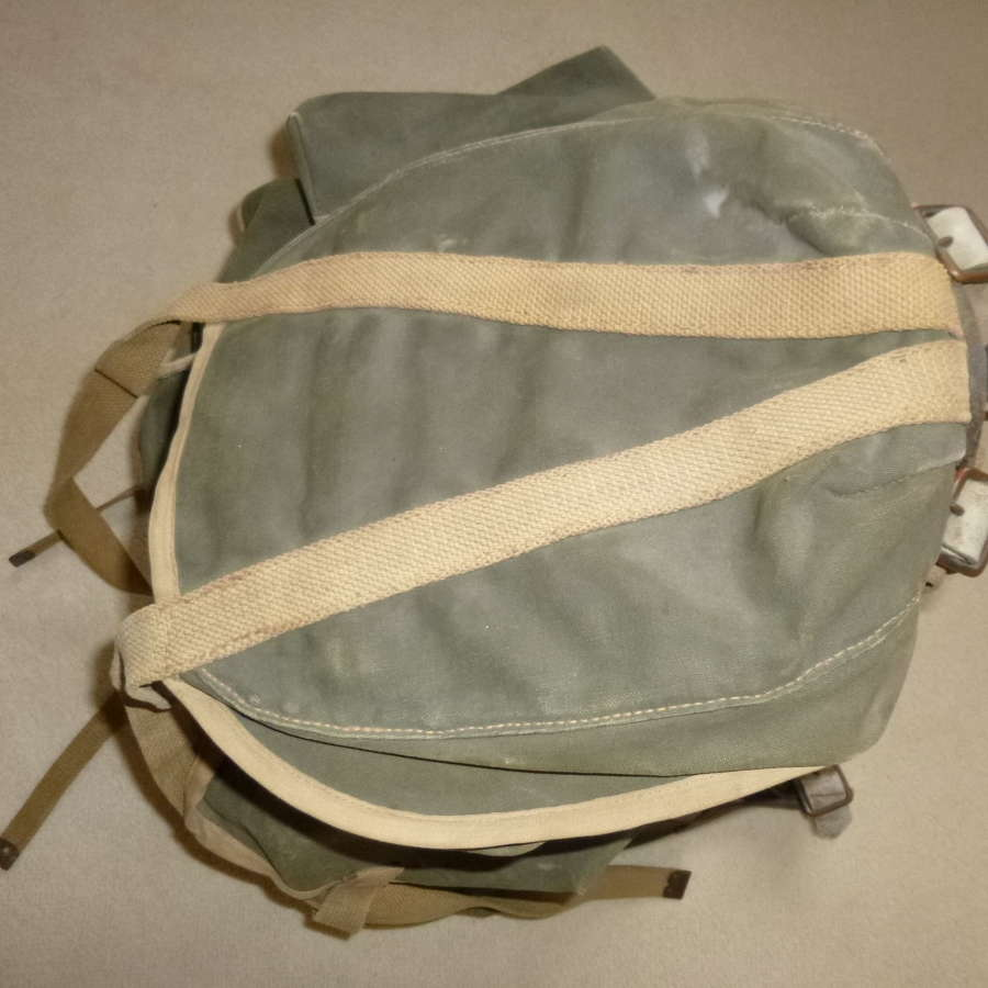British Army Bergen rucksack as used on D-day