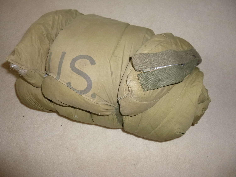 US army arctic down sleeping bag