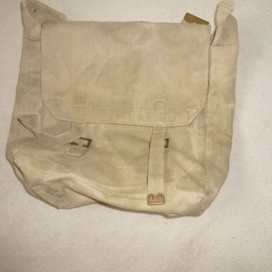 British Army large pack haversack