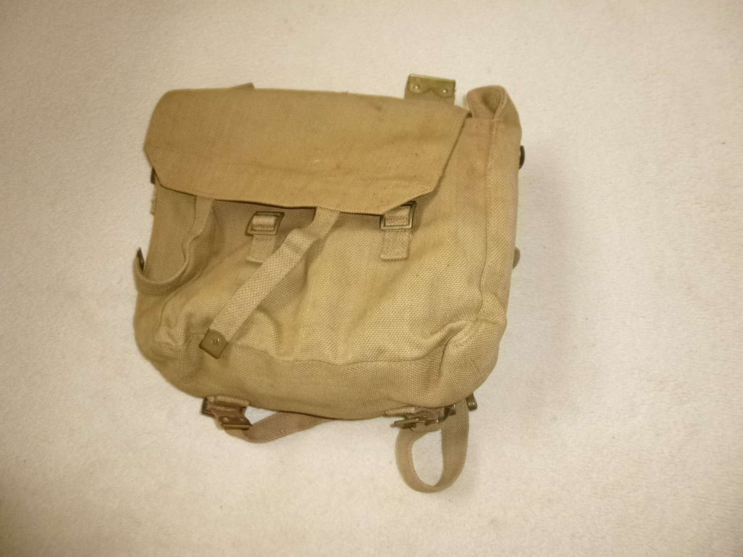 British Army small pack haversack