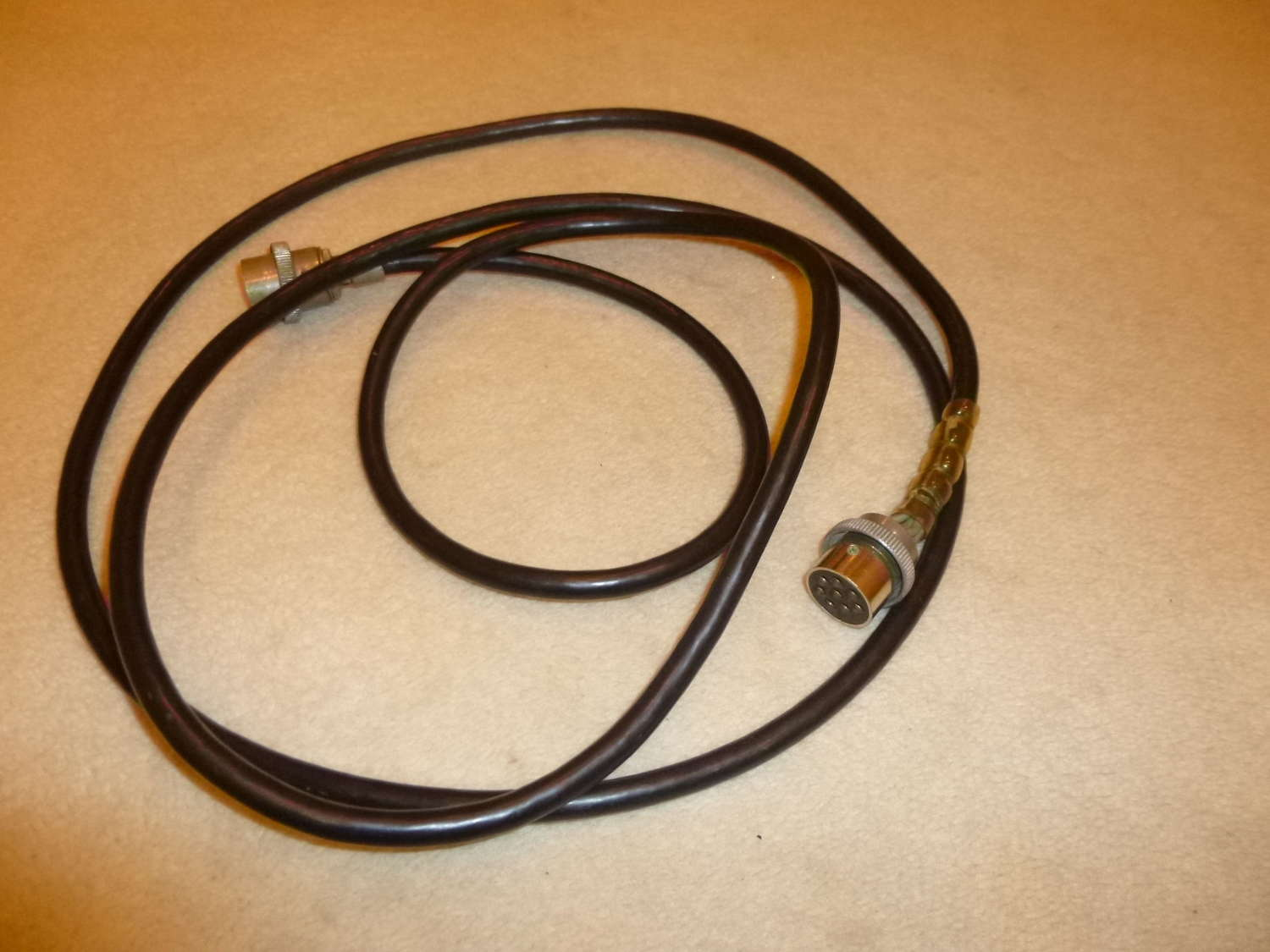 US Air Force command set cable