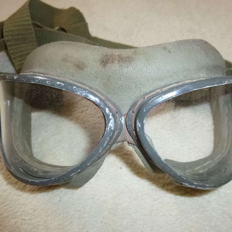 Luftwaffe Auer 295 flying goggles