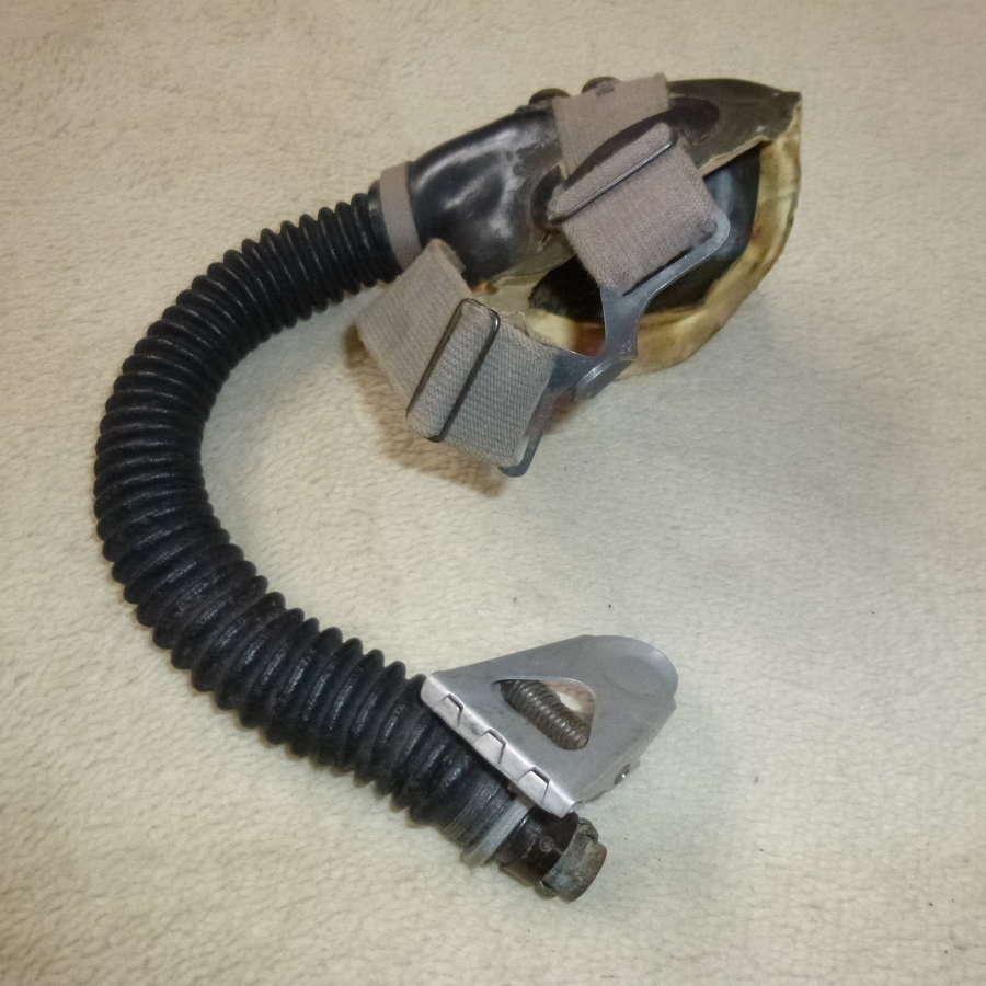 Luftwaffe Auer 10-67 oxygen mask