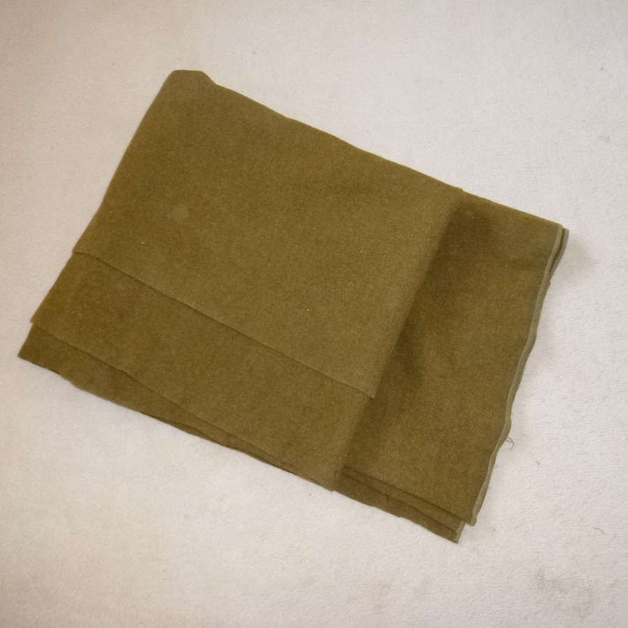 US blanket, unmarked