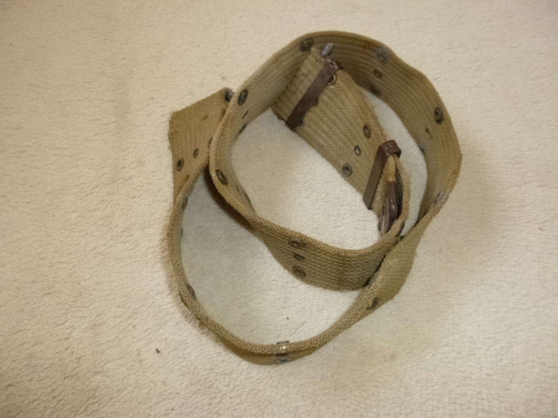 US army pistol belt