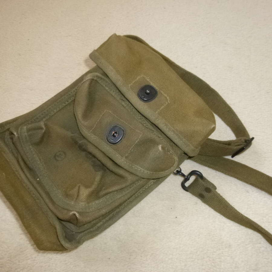US army Converter M209-B Cipher machine bag