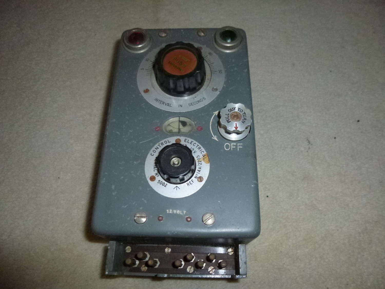 RAF camera control unit