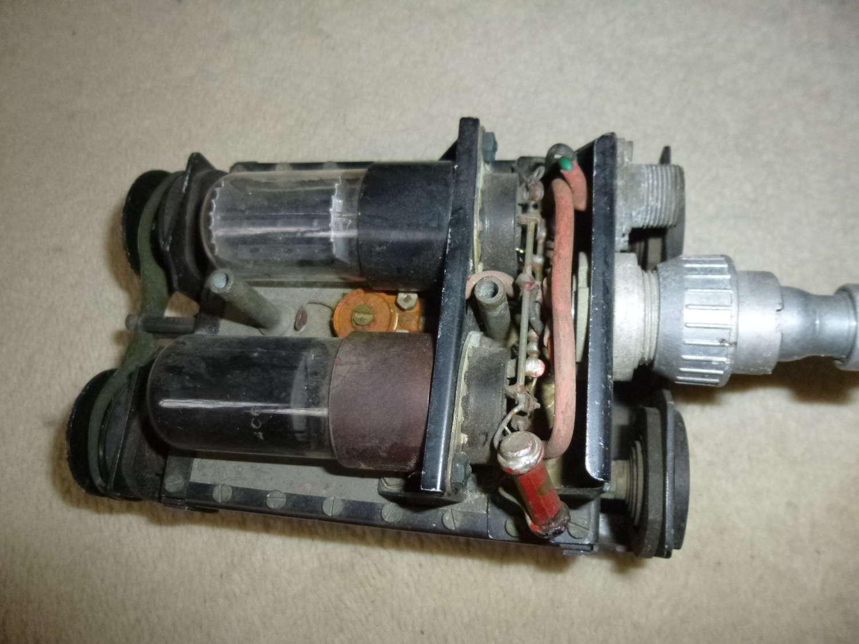 RAF early jet age amplifier
