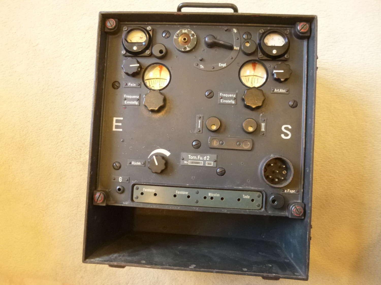 Wehrmacht Torn.Fu.d2 radio