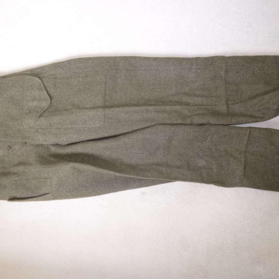 Canadian Battle Dress trousers