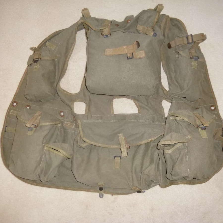 US army D-day assault vest