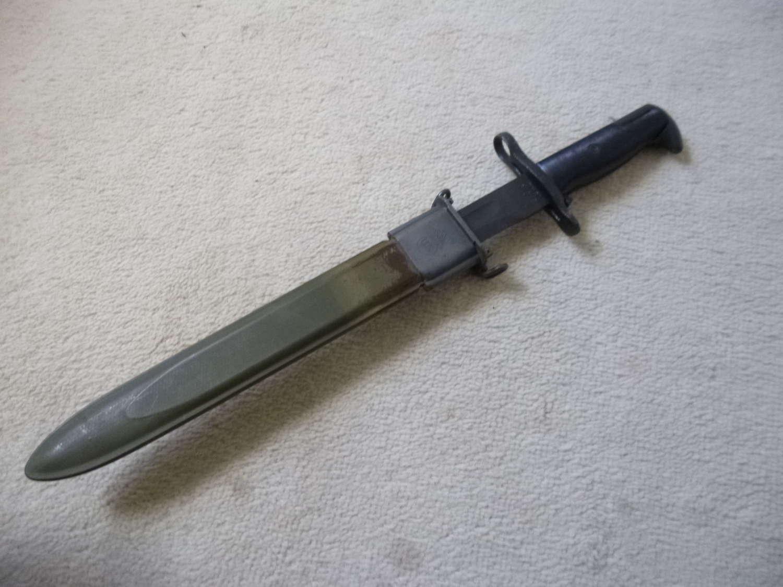 US army garand bayonet